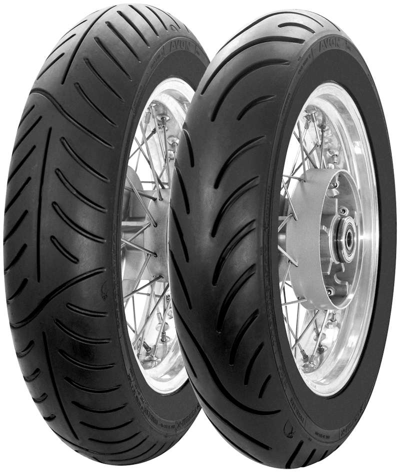 Avon Motorcycle Tires >> Avon Motorcycle Tyres, Cruiser Custom & Whitewall Tyres - Sydney