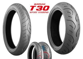 Bridgestone Motorcycle Tyres Battlax S20 T30 Bt023 Bt45 Exedra Max