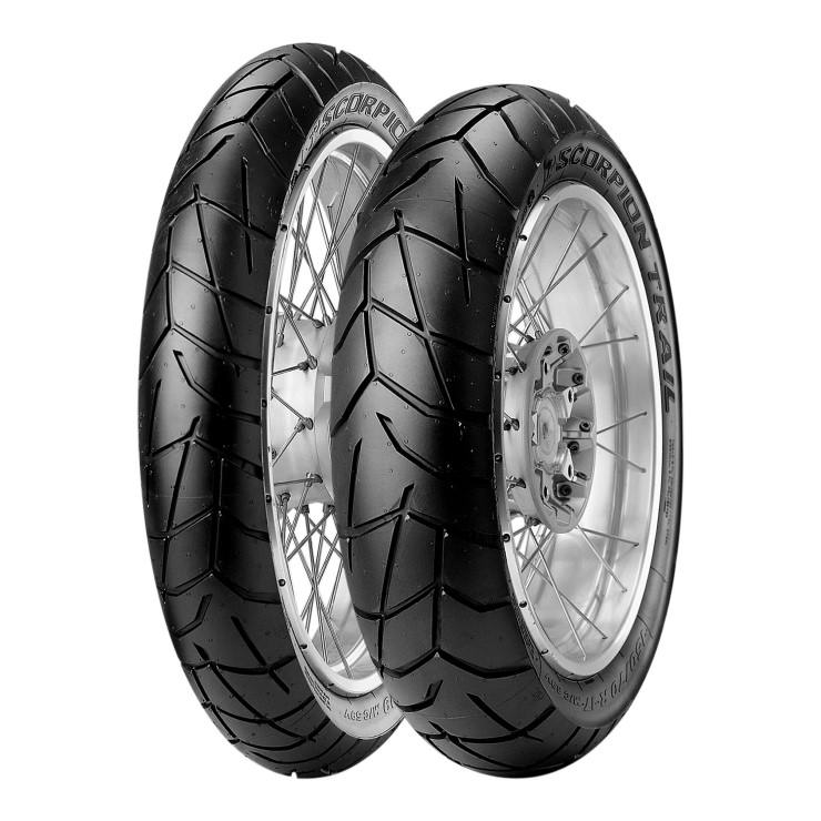 Best Dual Sport Tires For Ducati Srambler