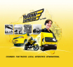 yellow express taxi trucks service -  sydney & interstate