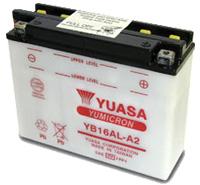 Ducati Ss Yuasa Battery