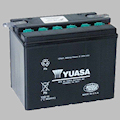 Yuasa YHD-12 battery price $169.00 to suit early Harley Davidson 1000 XLH Sportster 1967 - 1978, 1200 FL/FLH Series 1965 - 1977, 1340 FL/FLH Touring 1978 - 1984