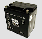Yuasa YIX30L Battery to suit Harley Davidson FL/FLH Touring - Road king 1570 cc 1450 cc 1340 cc - price $239.00