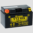 Yuasa YTZ10S battery discounted price $239.00 to suit Yamaha R1 - Yamaha R6 - YZF-R6/R1 - Honda CBR1000RR - CBR954RR - CBR600RR high performance battery