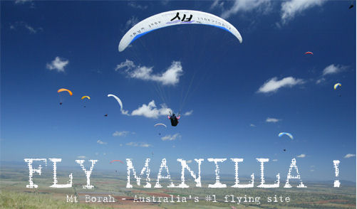 Paragliding Australia, Learn to Fly Courses School