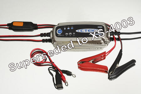 Onwijs CTEK Battery Chargers, PRICE + RIGHT ADVICE, XS0.8 MXS5.0 MXS7.0 SI-04