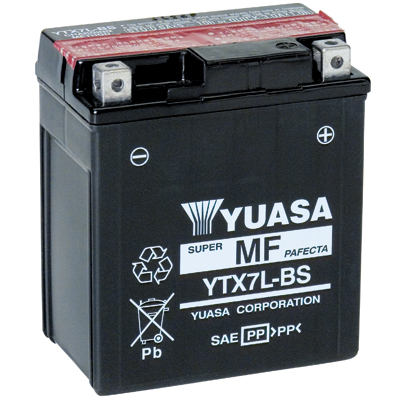 Ytb Bs Motorcycle Battery